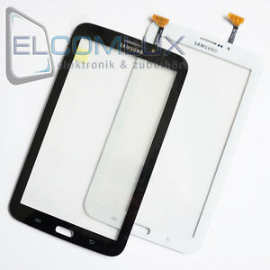 Display Glas Scheibe Touch Digitizer für Samsung Galaxy Tab 3 7.0 SM-T212 Weiß