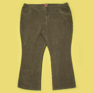NEW-CASUAL-WORK-WEAR-VERY-STRETCHY-COTTON-CORDUROY-JEAN-TROUSERS-W-50-034-amp-L-30-034