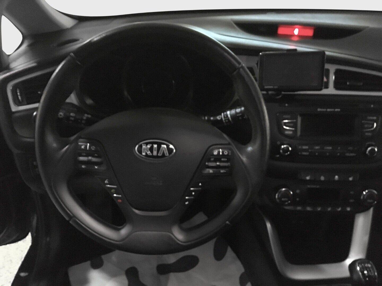 Kia Ceed 1,4 CVVT Style+ Clim SW - billede 8