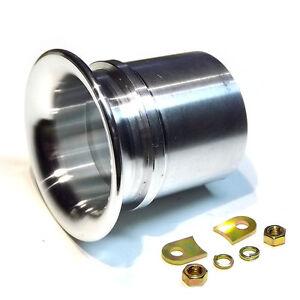 Trumpet-16mm-5-8-034-Weber-40-DCOE-slide-in-Velocity-Stack-ALLOY-air-horn-ram-pipe