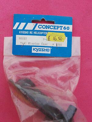 Kyosho Concept 60 Ricambi (trasmissione Di Coda Custodia)- Medulla Benefico A Essenziale