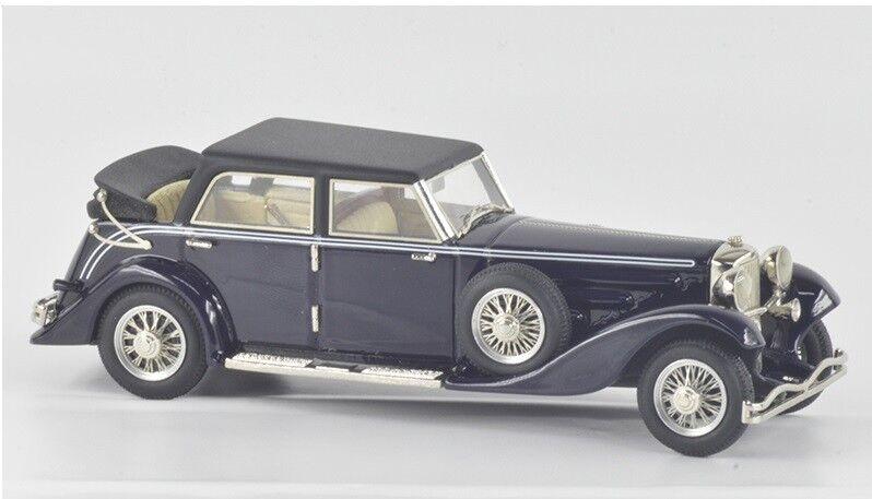 1 43 DUESENBERG LIMOUSINE LANDAULET ROLLSTON CH.2605-J-577 1936 vendue montée