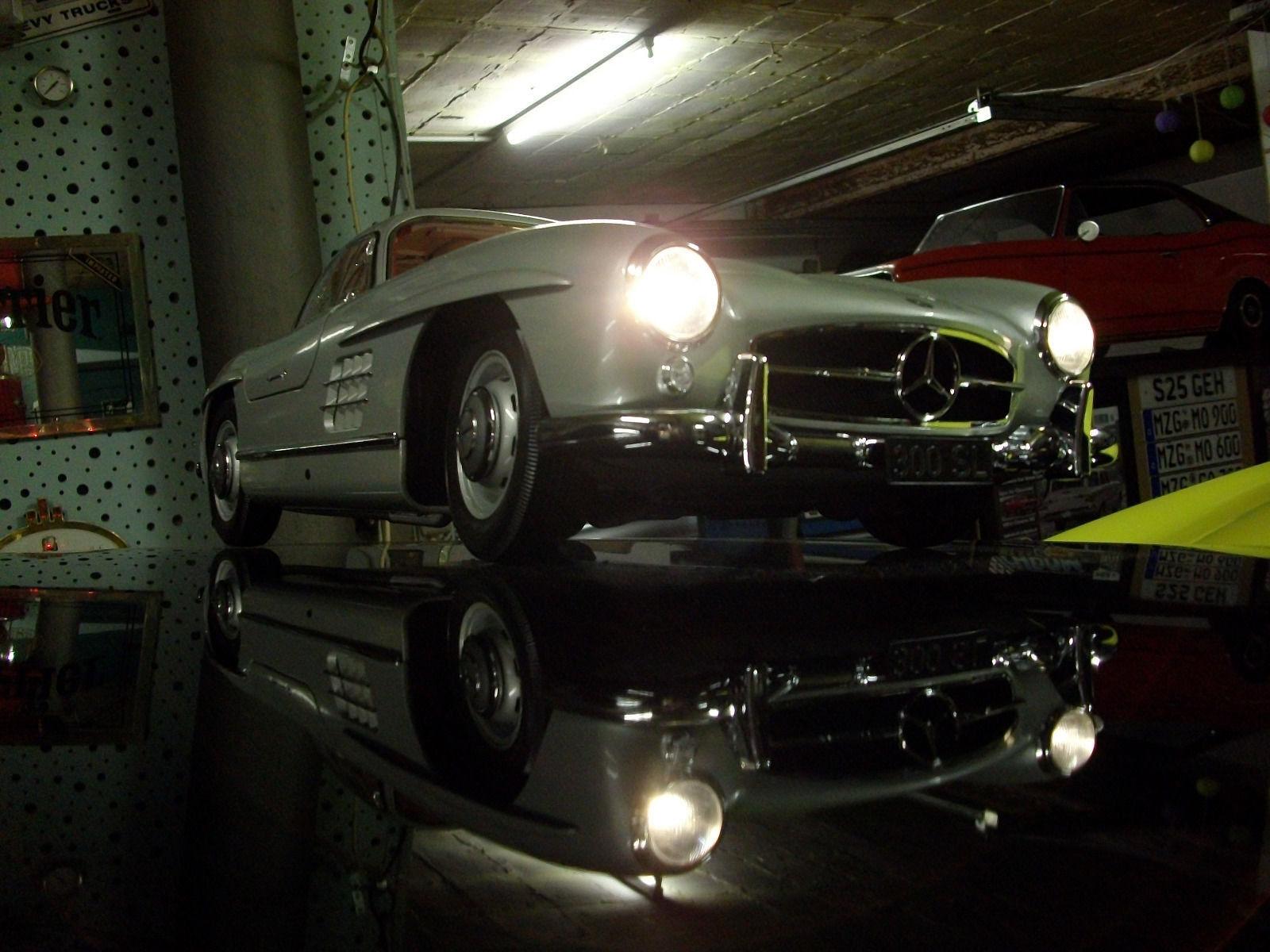 TOP  21 Mal    Mercedes Benz 300 SL 1 8 Eaglemoss (NEUOVP) 21 mal Ausg. 12 bis 32 c57139