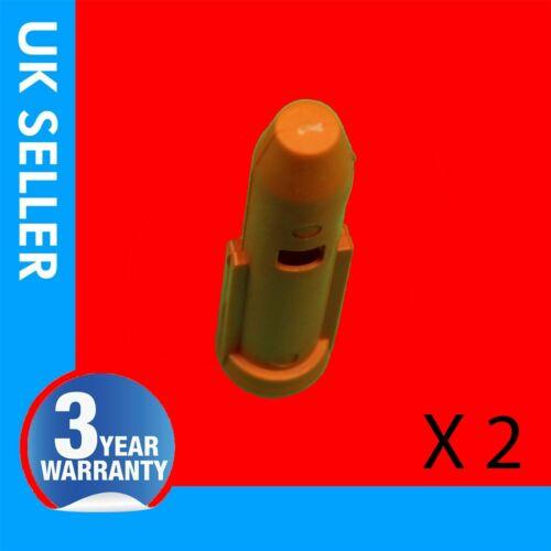 2X pour PEUGEOT 307 308 405 PARTNER EXPERT shift gear knob Stick Manche Adaptateur