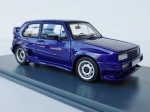 VW-GOLF-I-Rieger-Gto-1980-1-43-neoscalemodels-NEO-45825-VOLKSWAGEN-lila-met