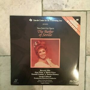 Rossini-The-Barber-of-Seville-2-X-LaserDisc-1989-USA-import-Paramount