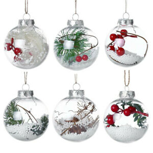 6PC-Christmas-Tree-Pendant-Hanging-Home-Ornament-Christmas-Party-Decoration-Ball
