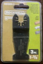 Rockwell RW8971 Extended Life Precision Wood Plunge Cut Blade 1-3//8