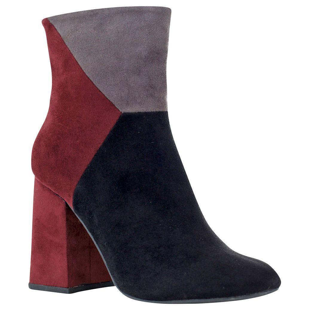 Women's GC Shoes Anubis Boot Black Multi Size 7 #NKV7W-809