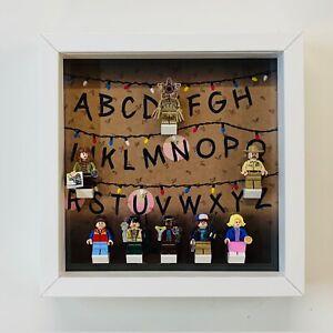 Figurine-Display-Case-Frame-LEGO-des-choses-bizarres-75810-le-Upside-Down-figures