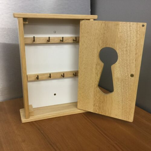 Personalised Apollo Wooden Key Cabinet Wedding Gift New home// Moving In gift
