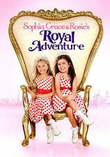 Sophia Grace & Rosie's Royal Adventure (2014) DVD with Special Features | NEW |