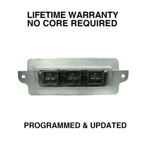 Engine Computer Programmed//Updated 2007 Ford Van 7C2A-12A650-AZA ZDY0 4.6L PCM