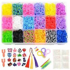 Loom Bands Accessories 900 Multi C Clips For Making Loom Band Bracelets