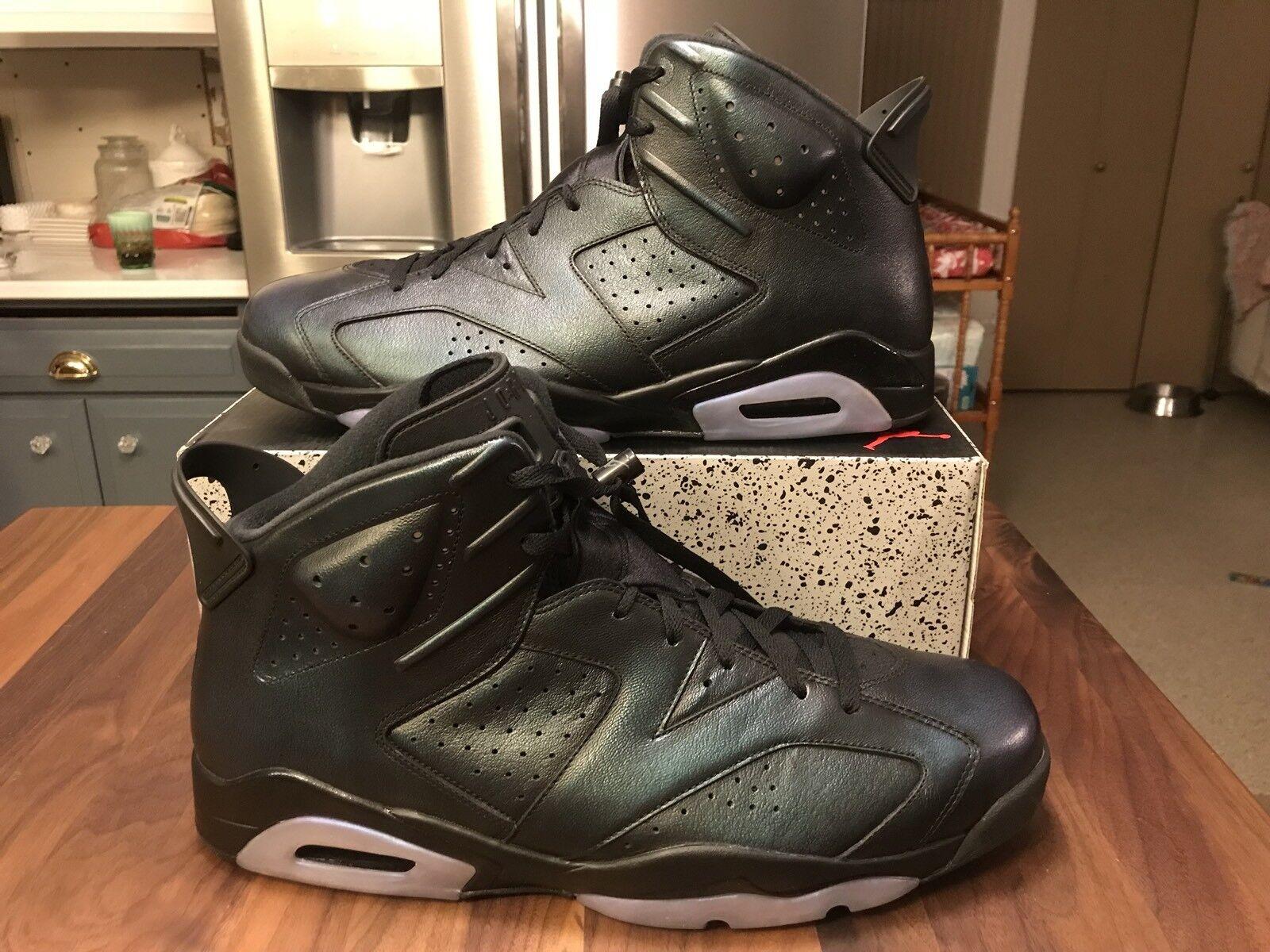 Nike Air Jordan 6 Retro Chameleon 907961 015 Size 18   NIB!!! - FREE SHIPPING!!!