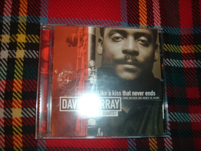 CD  Like A Kiss That Never Ends von David Murray (2001)