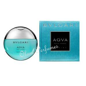Detalles de Bvlgari Aqva (Aqua) Marine Pour Homme Edt Spray 5.0 oz 150ml * Nuevo En Caja * ver título original