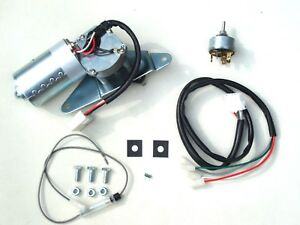 53 54 55 1953 1954 1955 ford truck 12 v wiper motor kit f 100 new ebay rh ebay com
