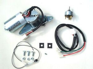 53 54 55 1953 1954 1955 ford truck 12 v wiper motor kit f 100 new ebay Wiper Motor Wiring Schematic image is loading 53 54 55 1953 1954 1955 ford truck