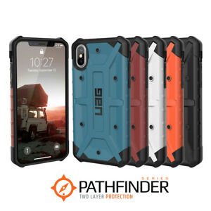 best sneakers 60d76 fc089 Details about Urban Armor Gear (UAG) Apple iPhone XS X Pathfinder Military  Spec Case -Rugged