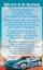 Portefeuille Sac à main souvenir cartes sentimental Inspirant Message mini cartes B7