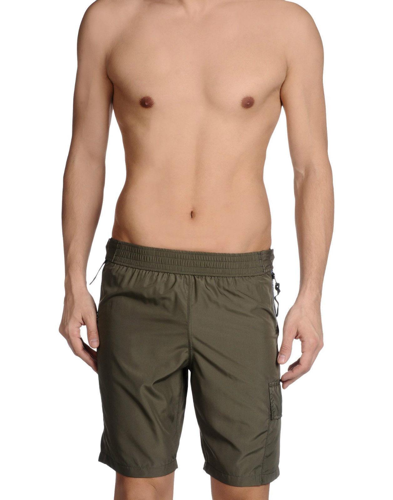 John Galliano Beachwear Swimming Trunks Board Swim Shorts W36 (52) W38 (54)