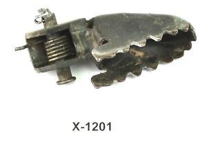 Yamaha-XT-600-Z-Tenere-3DS-Bj-91-Fussraste-vorne-links-Fahrer-56551672