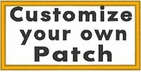 Custom Embroidered 5 X 3 Name Tag Patch With Velcro® Brand Fastener 55