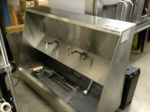 VENT HOODS FOR RESTAURANTS AND MORE......EZ FINANCING AVAILABLE Delta/Surrey/Langley Greater Vancouver Area Preview