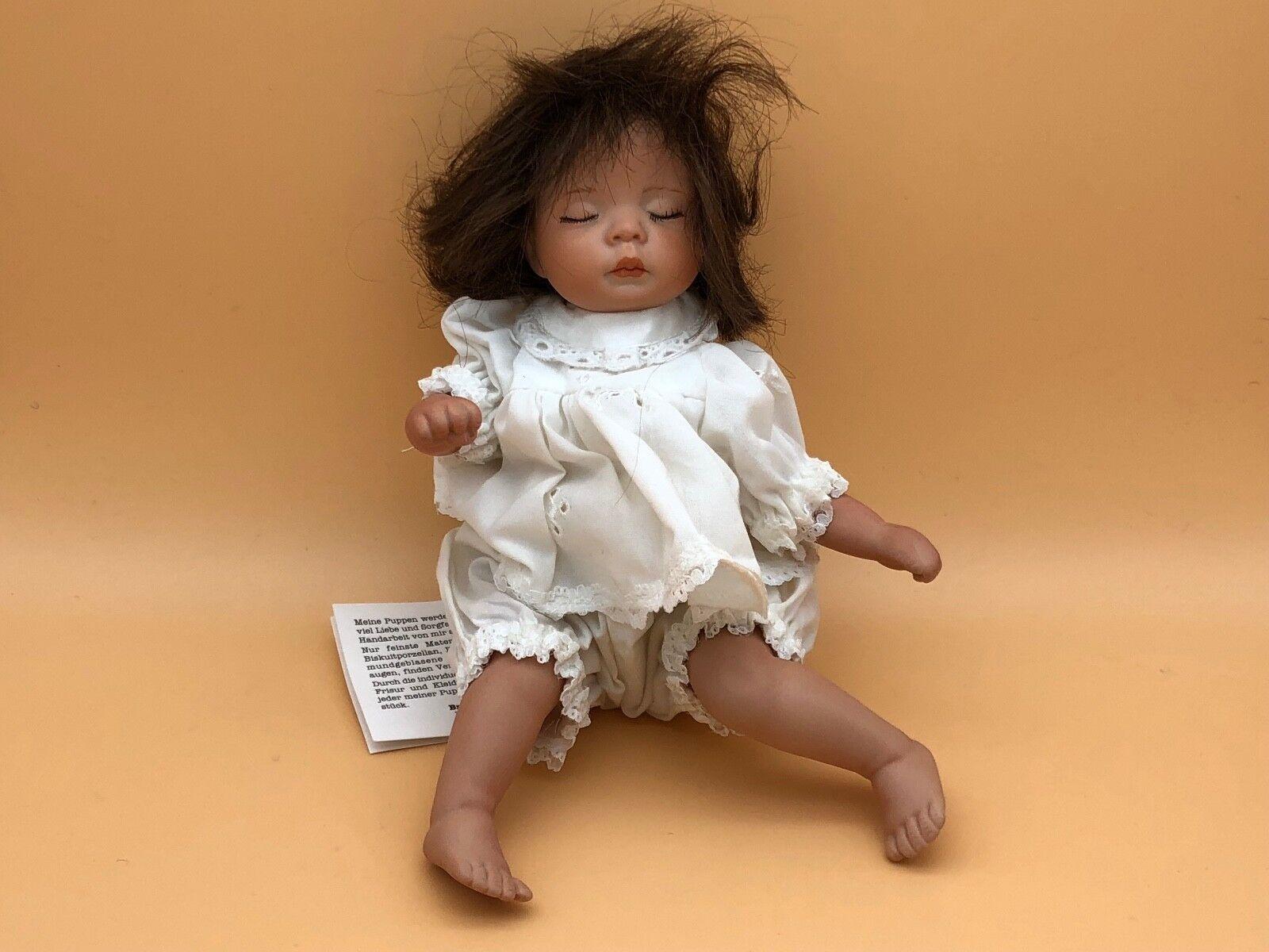 Künstlerpuppe Porzellan Puppe 19 cm. Top Zustand Zustand Zustand e63e8d