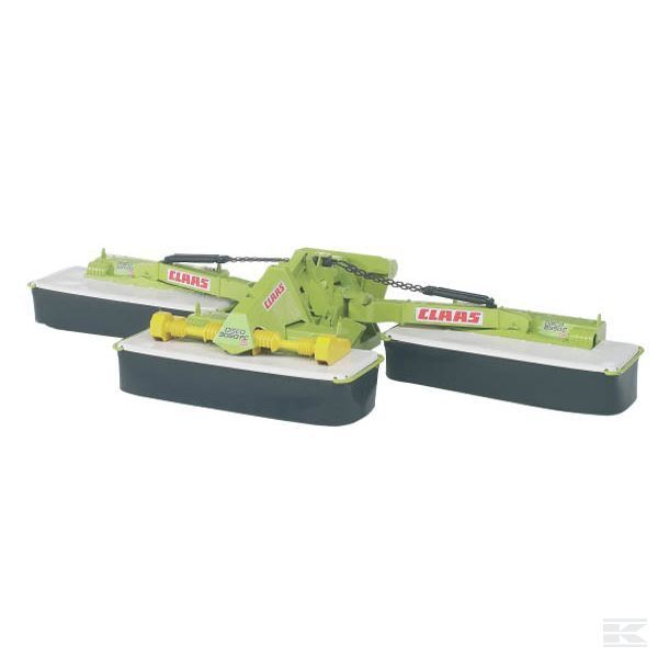 Bruder Claas Disco 8550 C Plus Triple Mower 1 16 Scale Model Toy Present Gift