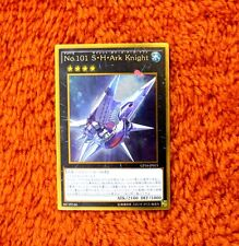 YUGIOH GP16-JP015 (Gold Rare) Number 101: Silent Honor ARK Japanese MINT