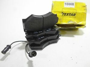 Set Pads Brake Pads Front Disk Brake Pad Textar For Iveco Daily