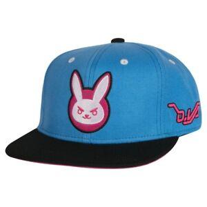 1cb1a7ab9 Overwatch D.Va Target Snap Back Hat (Jinx) 889343087127 | eBay