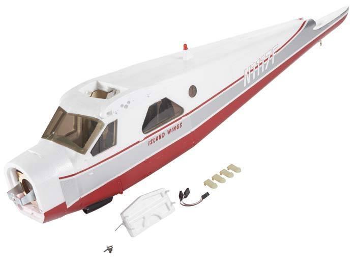 Flyzone Fuselage Set Beaver Island Wings Select Scale FLZA6545