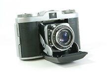 Vintage folding camera Belca Beltica Modell II with tessar 50mm 2.8 Ref.131614