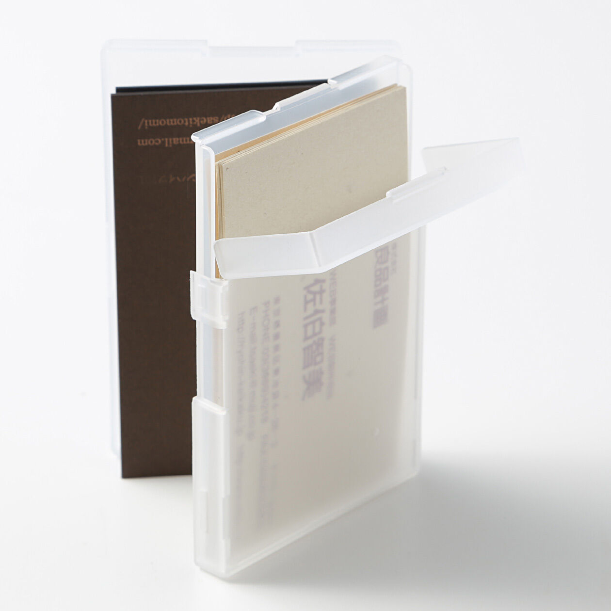 MOMA MUJI PP Card Case Double2pockets | eBay