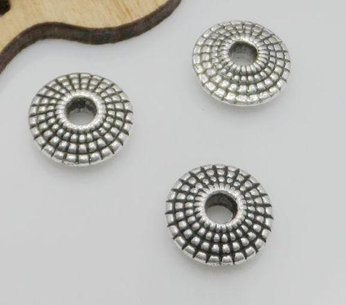 200Pcs 5mm silver-tone Findings jump Rings h0675