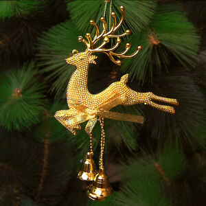 Christmas-Tree-Ornaments-Reindeer-Deer-Hanging-Xmas-Baubles-Party-Decor-Gift
