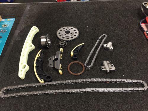 Timing Chain Pour Mazda 3 6 CX7 2.2 Diesel Pompe À Huile TENDEUR PIGNON GUIDE Kit