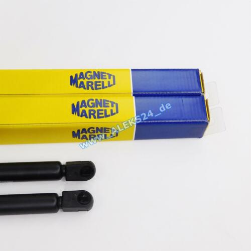 Set Magneti Marelli Heckklappendämpfer Lifter Gasfeder für Fiat Punto 188