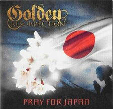 Golden Resurrection - Pray for Japan-Special Charity Single [New CD] Holland - I