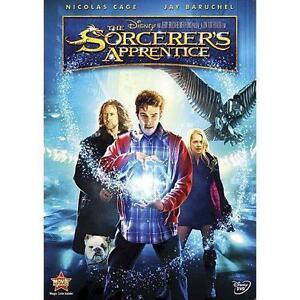 Sorcerer's Apprentice DVD