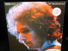 2 LP BOB DYLAN at budokan SPANISH rare 1979 GIANT POSTER + BOOKLET  VINYL VINILO