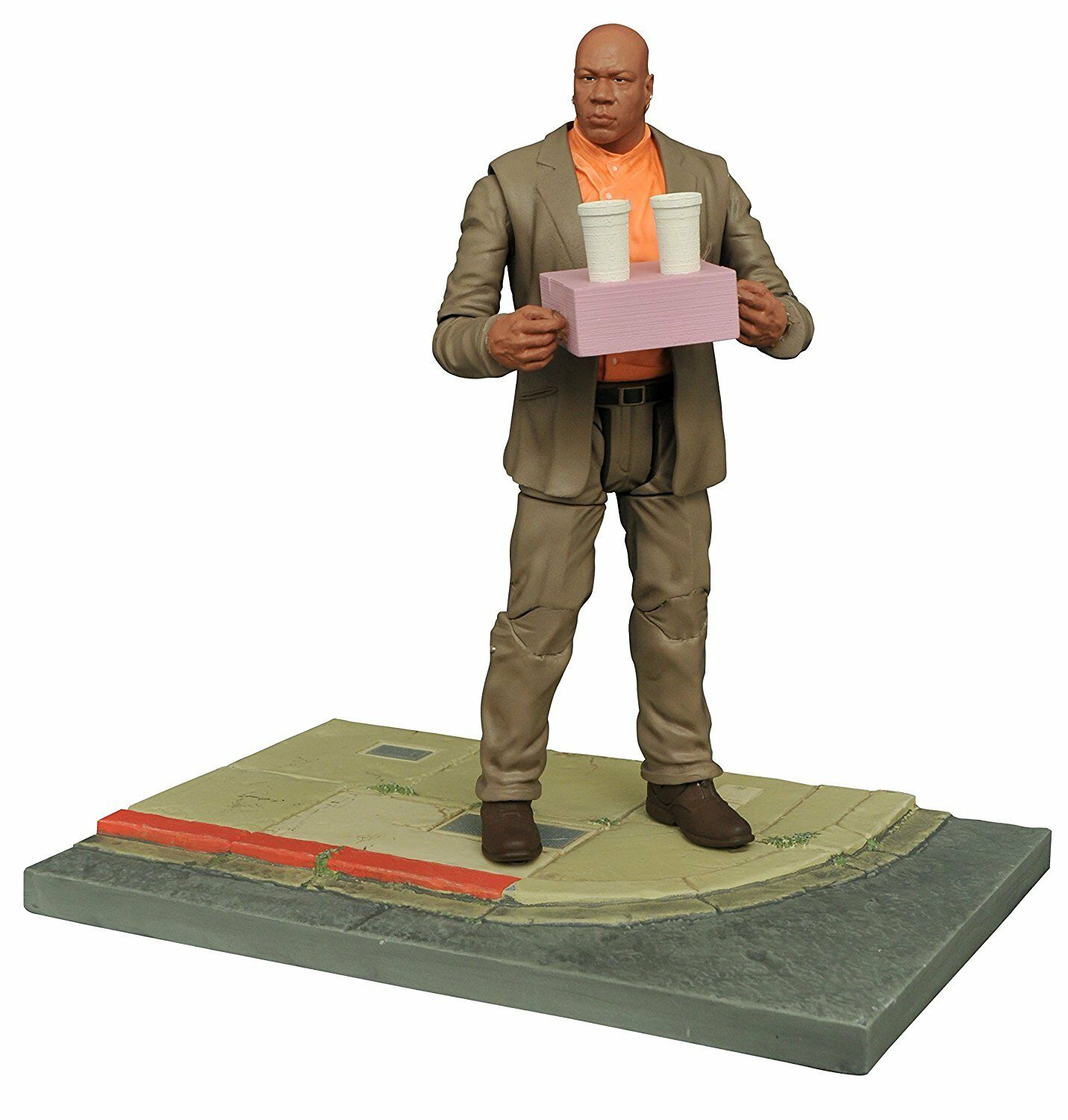 PULP FICTION SELECT SERIES 1  MARSELLUS WALLACE  ACTION FIGURE (DIAMOND)
