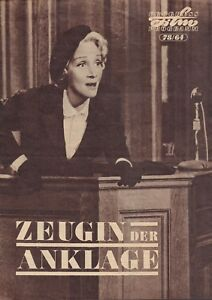 MARLENE-DIETRICH-PHOTO-039-S-ARTICLES-FILMS-FROM-GERMAN-MAGAZINES-1944-1957
