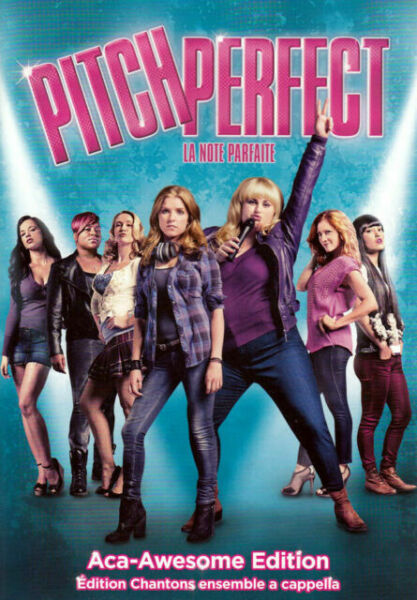 From Universal Pictures Home Entertainment: Pitch Perfect