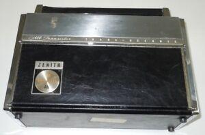 BROKEN-Zenith-Trans-Oceanic-Royal-3000-1-Radio-FM-AM-Multiband-Vintage-Shortwave