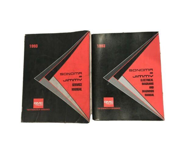 2004 Gmc Sonoma Service Repair Manual Wiring Diagram