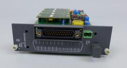 .pp2144 analogique input modules Klöckner Moeller eul 275.2-2